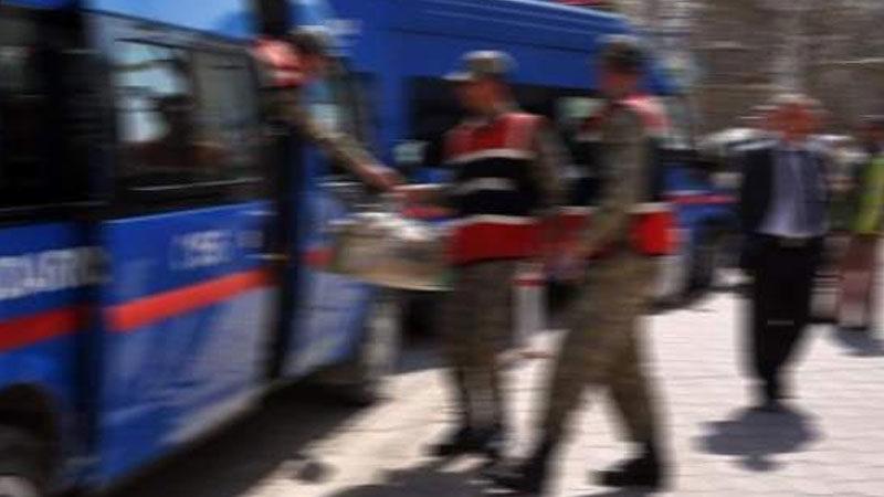 Bursa'da silah kaçakçılığı operasyonu: 7 gözaltı