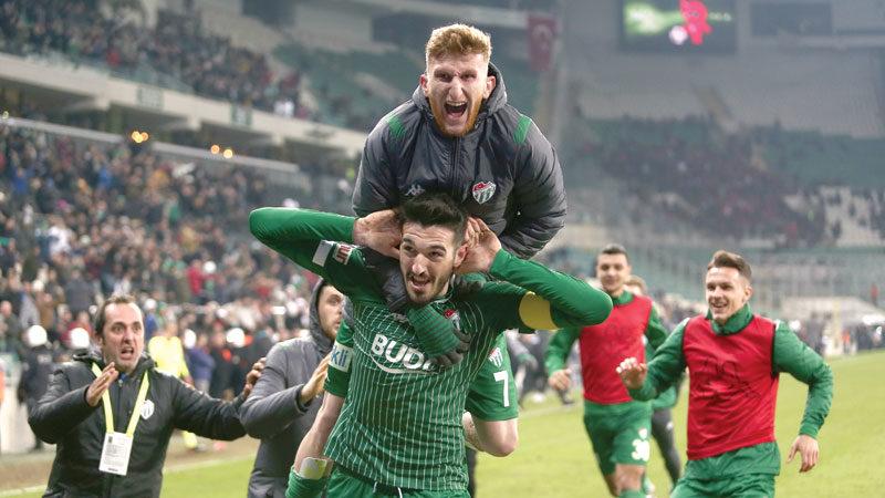 Bursaspor'un kader maçı… İşte muhtemel 11'ler…