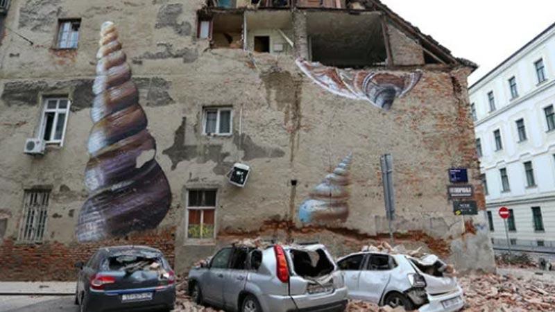Ülke şokta başkentte deprem!