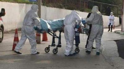Bursa'da hastanede çekilen bu görüntüler olay yarattı! Jet açıklama
