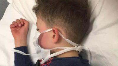 Koronavirüse yakalanan 5 yaşındaki çocuk yürek burktu! 'Ölecek miyim anne?'