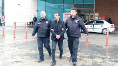 Bursa'da engelli kişinin tekerlekli sandalyesini çaldığı öne sürülen zanlı tutuklandı