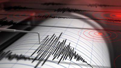 Manisa'da korkutan deprem…