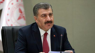 Sağlık Bakanı Koca: Can kaybı 92 oldu