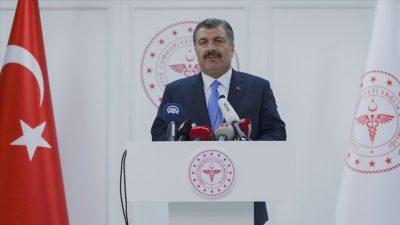 Sağlık Bakanı 'Hayırlı olsun' mesajıyla paylaştı: 'Bugün itibarıyla açıldı'