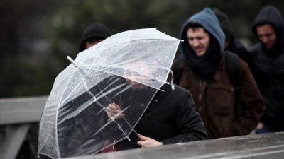 Marmara Denizi ile Batı Karadeniz için fırtına uyarısı