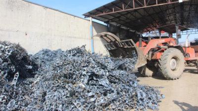 Bursa'dan dönüşüme 6 milyon ton atık