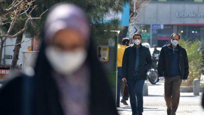 İran'da koronavirüsten can kaybı 2 bin 378'e yükseldi