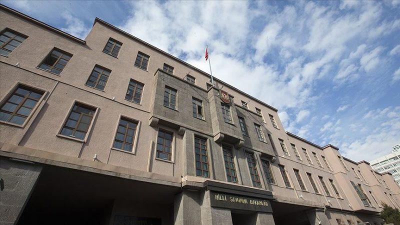MSB'den Ermenistan'a sert tepki