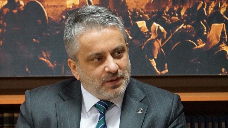 AK Parti Bursa İl Başkanı Salman: 'Türkiye sağlık sistemiyle örnek oldu'