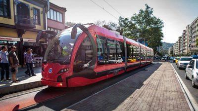 Bursa'da tramvay seferleri için flaş açıklama!
