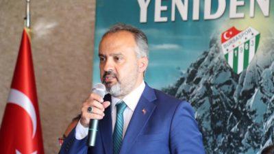 Başkan Alinur Aktaş'tan Bursaspor yorumu; İddia ediyorum…
