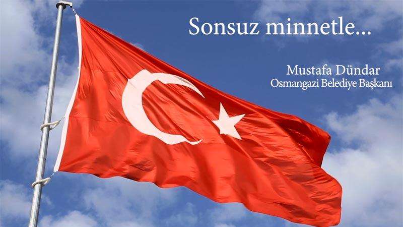 Osmangazi Belediyesi 18 Mart Çanakkale Zaferi