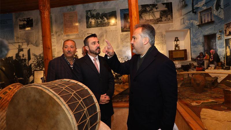Bursa'da tarihi dönüşüm