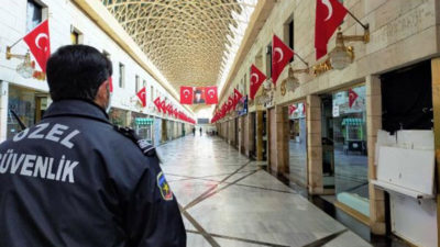 'Bursa'nın kalbi'nde güvenlik önlemleri artırıldı