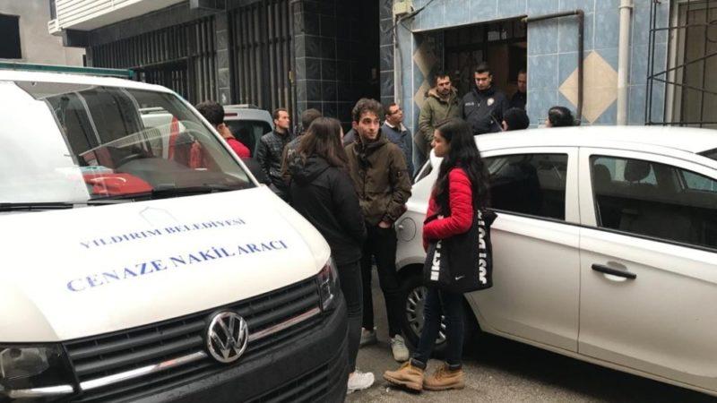Bursa'da 3 gündür haber alınamıyordu! Ölü bulundu…