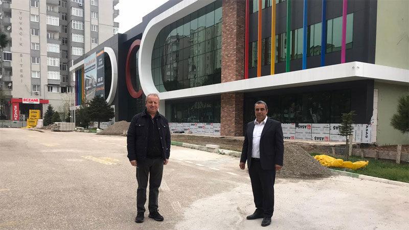 Bursa'da 'çürük' diye kapatılan hastane koleje kiralandı