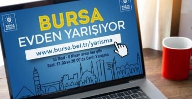 Büyükşehir'den online yarışma… Evden katılabilirsiniz…