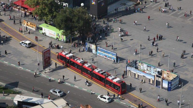 Bursa'da toplu ulaşım kullanımı yüzde 84 düştü, 2 tramvay hattı iptal edildi