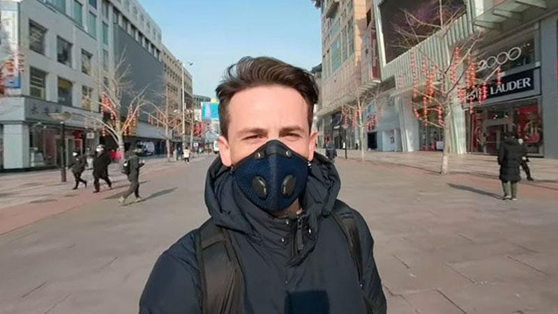 Çin'deki Bursalı gazeteci 7 haftalık karantina deneyimini anlattı