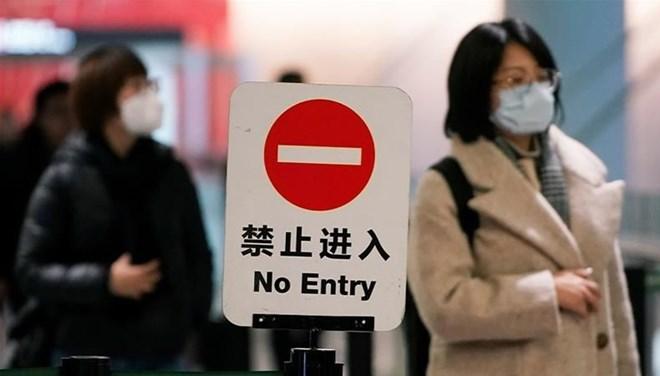 Çin yabancılara kapıları kapattı…