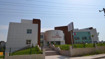 Bursa diş hastanesinde tüm randevular iptal edildi
