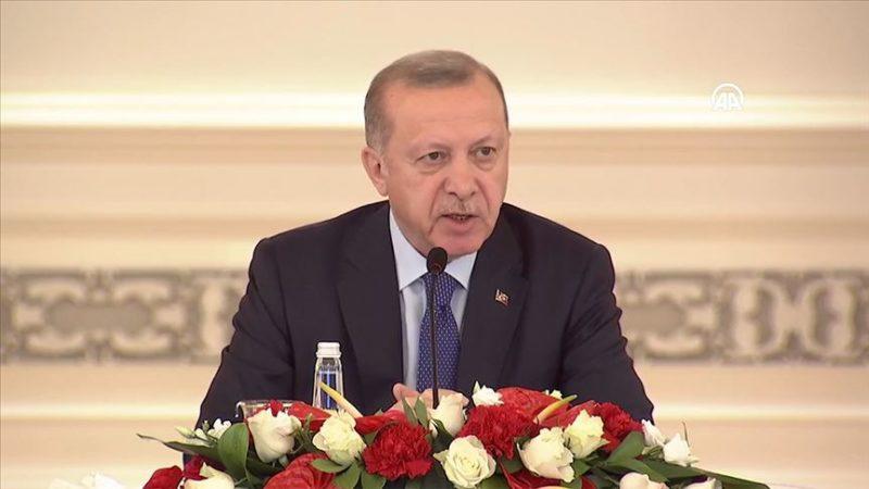 Cumhurbaşkanı Erdoğan: Ekonomik sonuçları olacak, birlikte başaracağız