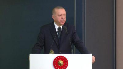 Cumhurbaşkanı Erdoğan yeni tedbirleri açıkladı; 30 büyükşehirde…