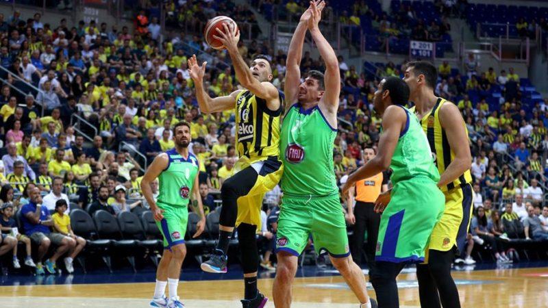 Fenerbahçe Beko-TOFAŞ maçının saati değişti