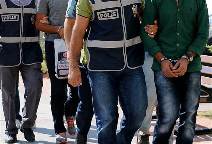 Bursa'da uyuşturucu madde ticareti yapan 3 şüpheli yakalandı