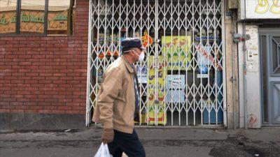İran'da koronavirüsten ölenlerin sayısı 2 bini geçti