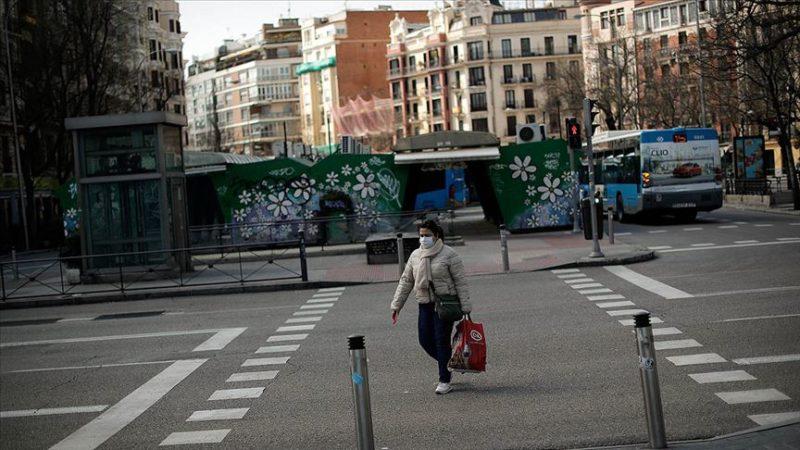 İspanya'da koronavirüsten ölenlerin sayısı 4 bini geçti