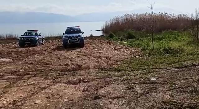 İznik Gölü kıyısına hafriyat döken kişiye para cezası