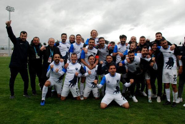 Karacabey'den mutlusu yok… Biz zaten şampiyonduk…
