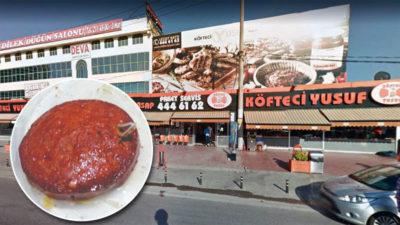 Bursa'da şoke eden olay! Sucuğun içinden…