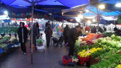 Bursa Valiliği duyurdu… Marketlere ve pazarlara girişleri yasaklandı…