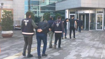 Mudanya'da 3 kişiye suçüstü… Gramı düşük altınla yakalandılar…
