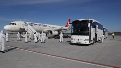 En hızlısı Türkiye… İşte ülke ülke tahliye raporu…