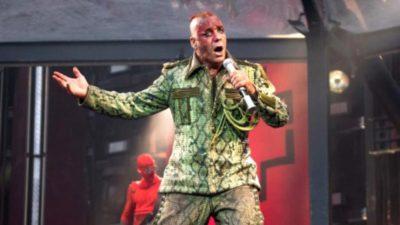 Rammstein grubunun vokalisti Till Lindemann, koronavirüse yakalandı