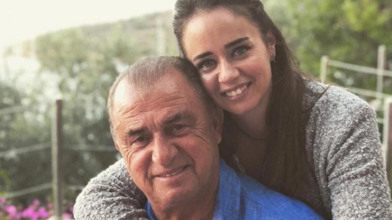 Merve Terim'den babası Fatih Terim'e: 'Gözümü kapatmaya korkuyorum…'