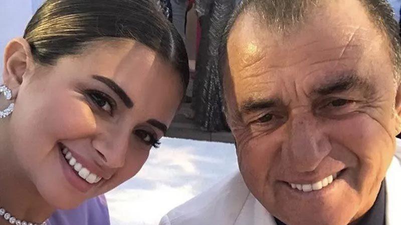 Fatih Terim'in kızı Buse Terim kendisine yapılan eleştiriye böyle cevap verdi