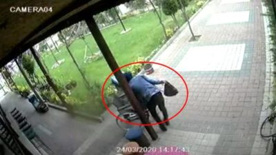Bursa'da vicdanları yaralayan olay! İnsanlığın öldüğün resmidir