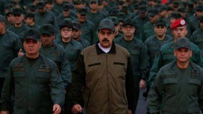 ABD'den Maduro'ya 'uluslararası uyuşturucu kaçakçılığı' suçlaması