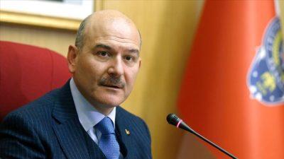Bakan Soylu duyurdu: Türk ve Hollanda polisinden 5 ülkede ortak operasyon