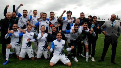 Türkiye liglerinin en erken şampiyonu… Bursa ekibi artık 2.Lig'de…