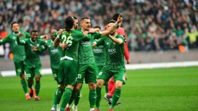 Bursaspor'un en büyük şansı fikstür…