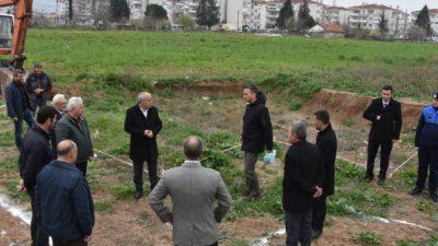 Yenişehir'de temeller atıldı…