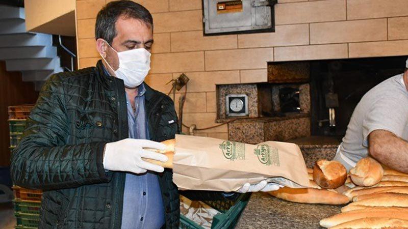 Ekmek satışında yeni dönem