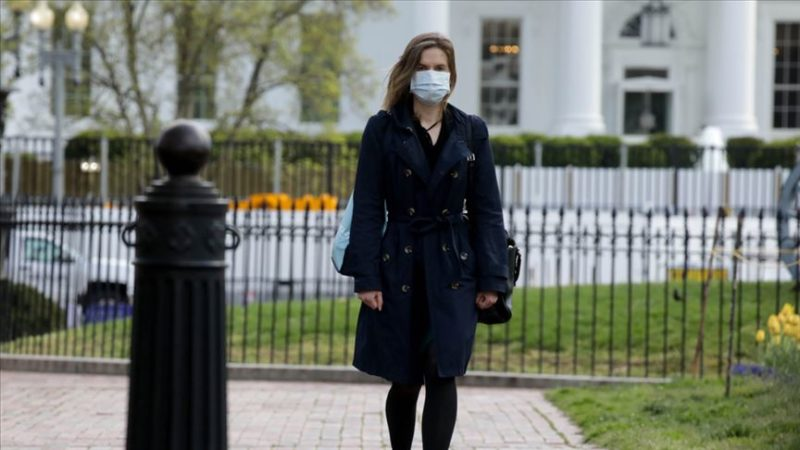 ABD'de koronavirüsten ölenlerin sayısı 7 bini geçti