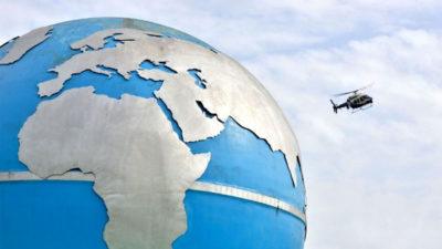 Havadan, karadan ve gölden uyarı: Evde kal
